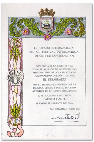 Premio San Sabastian